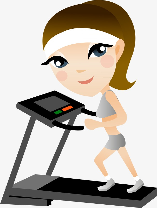 650x863 Running Cartoon Girl, Cartoon, Lovely, Clip Art Png Image