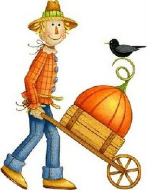 598x768 518 Best Halloween And Fall Clipart Images