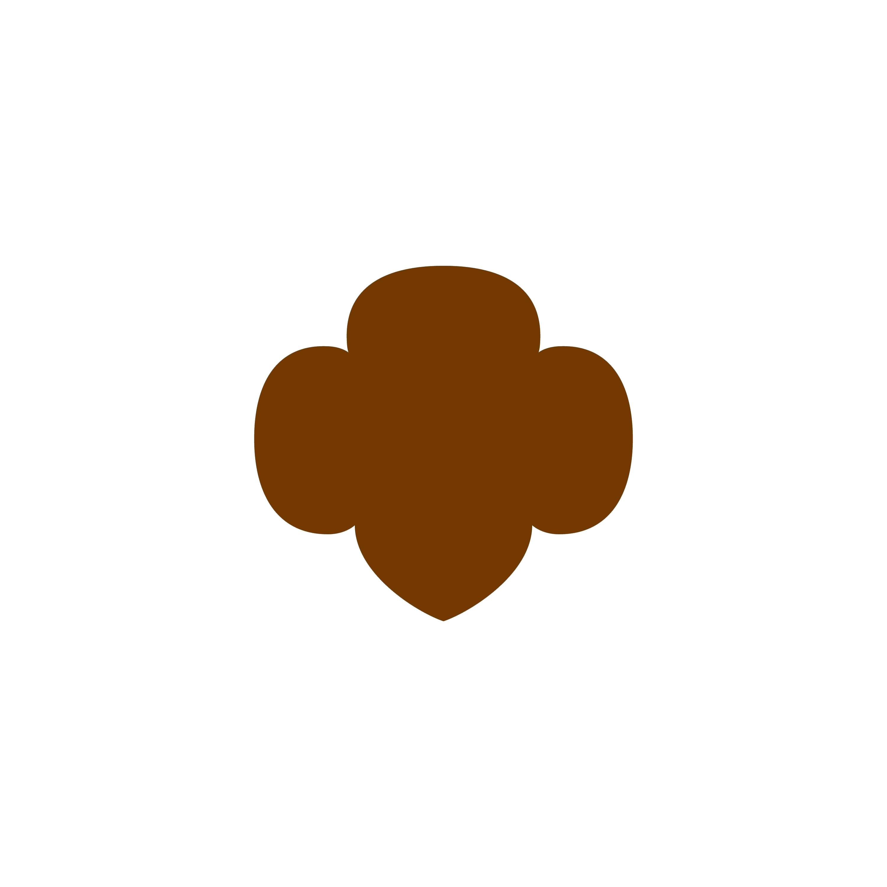 3000x3000 Girl Scout Level Clipart