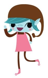 186x300 Brownie Girl Scout Clip Art Clipartlook
