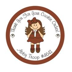 236x236 Brownie Logo Clip Art Clipart