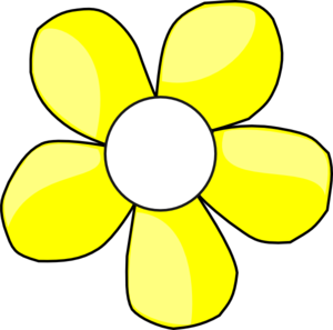 300x297 Amazing Daisy Clipart Yellow And White Clip Art At Clker Com