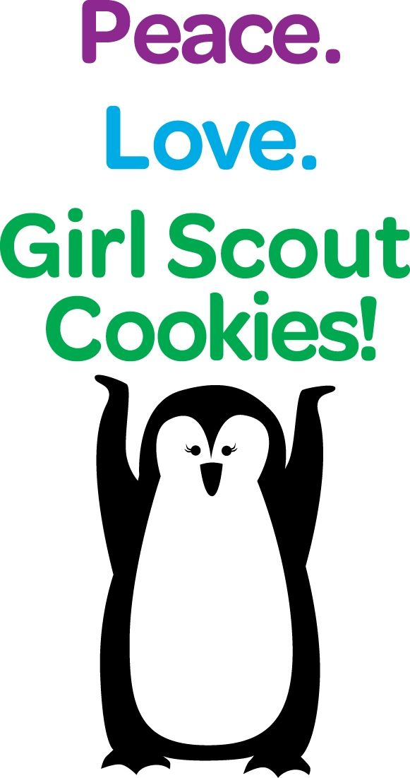 581x1101 Girl Scout Cookie Clip Art Girl Scouts Of Wny Girl Scouts