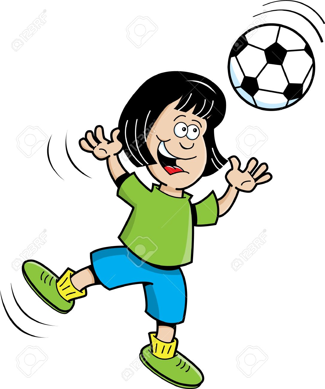 1086x1300 Clip Art Picture Of Girl Playing Soccer Clip Art Girl Playing