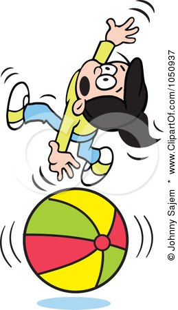 259x450 Royalty Free Vector Clip Art Illustration Of A Girl Losing Her