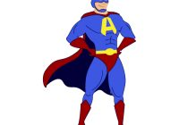 200x140 Superhero Clipart Free Girl Superhero Cut Files Svg Cutting Files