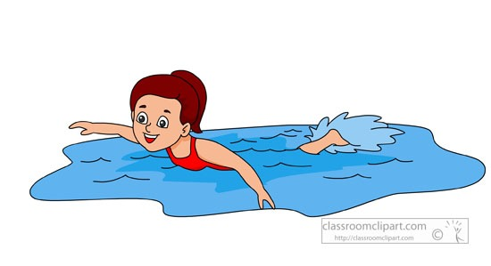 550x299 Best Of Girl Swimming Clipart Letters Format