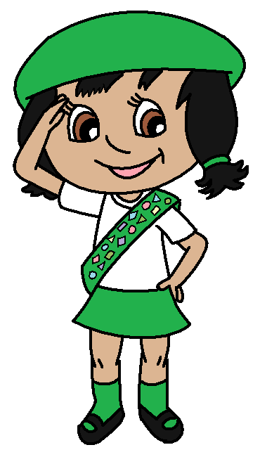 380x660 Girl Scout Ginger Snap By Ced Different Tips To Clip Art