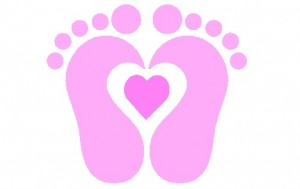 300x189 Free Baby Girl Clipart Pictures