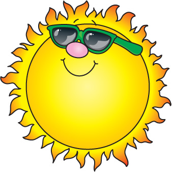 338x338 Sunshine Clipart Spring Sun'66531