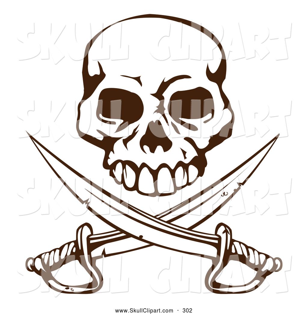 1024x1044 Skull And Crossed Swords Clip Art