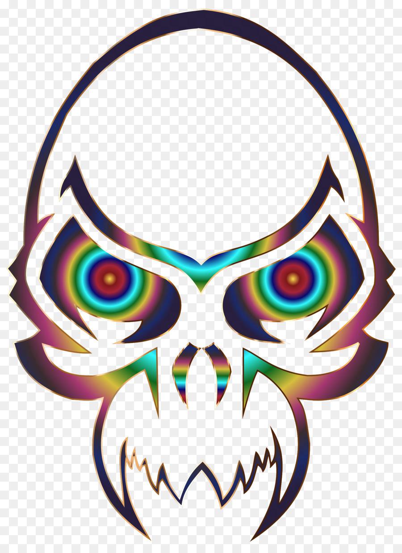 900x1240 Calavera Tattoo Artist Skull Clip Art