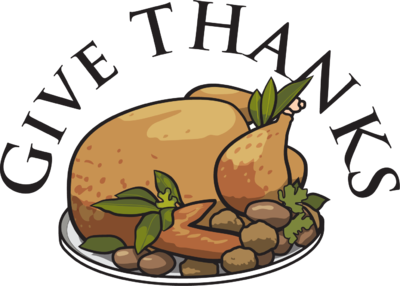 400x286 Image Give Thanks Thanksgiving Clip Art