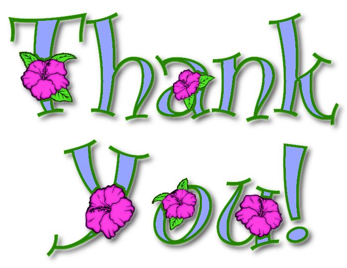 698x540 Thank You Clip Art Free Thank You Clip Art Clipart Panda Free