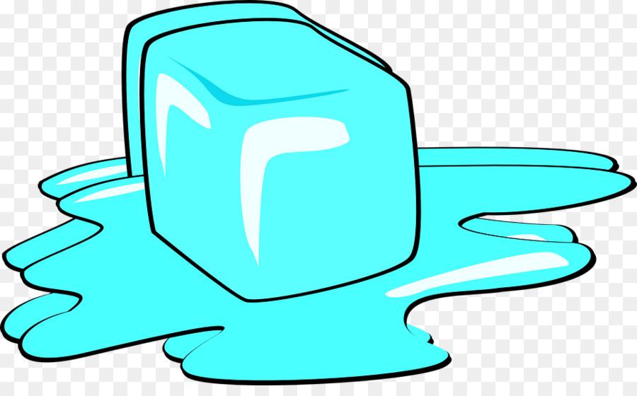 900x560 Melting Ice Cube Clip Art