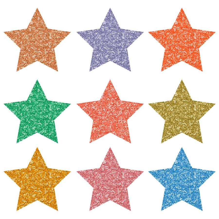 900x900 15 Glitter Star Clip Art, Colorful Glitter, Sparkle Clipart