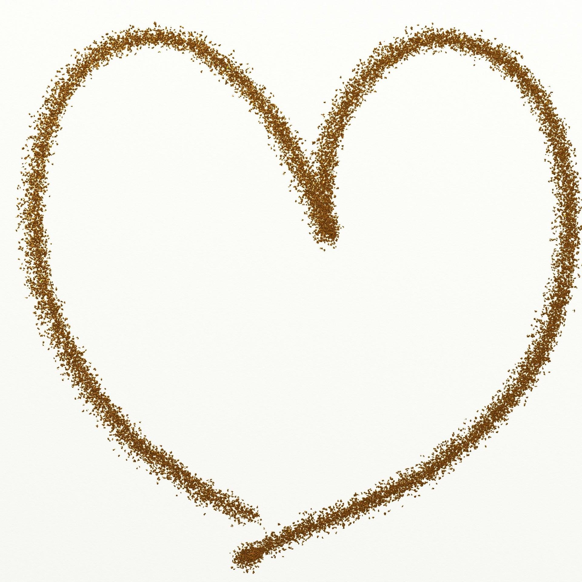 1920x1920 Golden Heart Transparent Clip Art Gallery Yopriceville High
