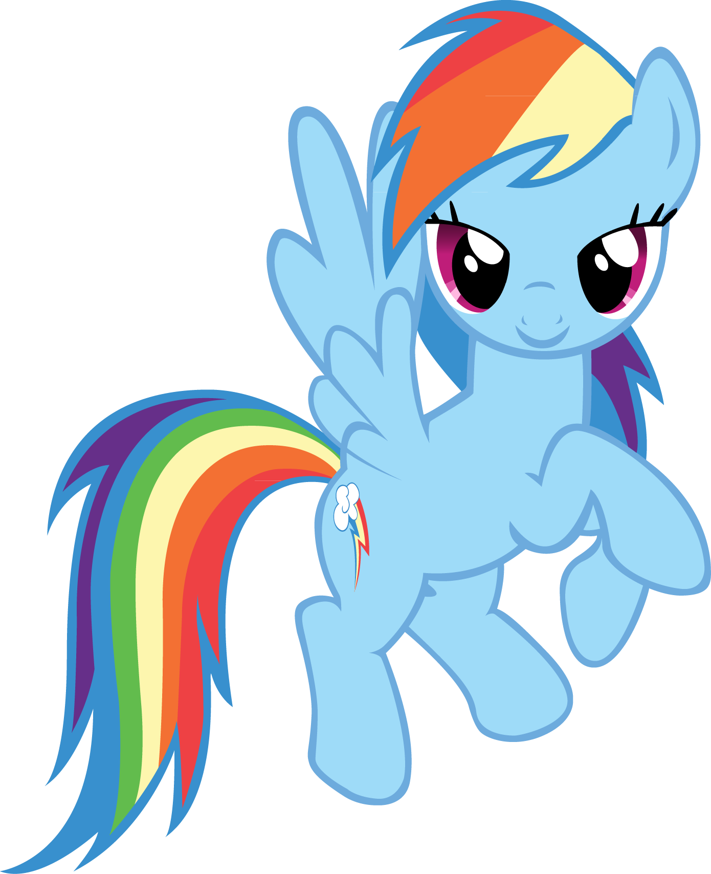 1390x1708 Top 74 Pony Clipart