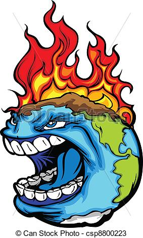283x470 Global Warming Clipart