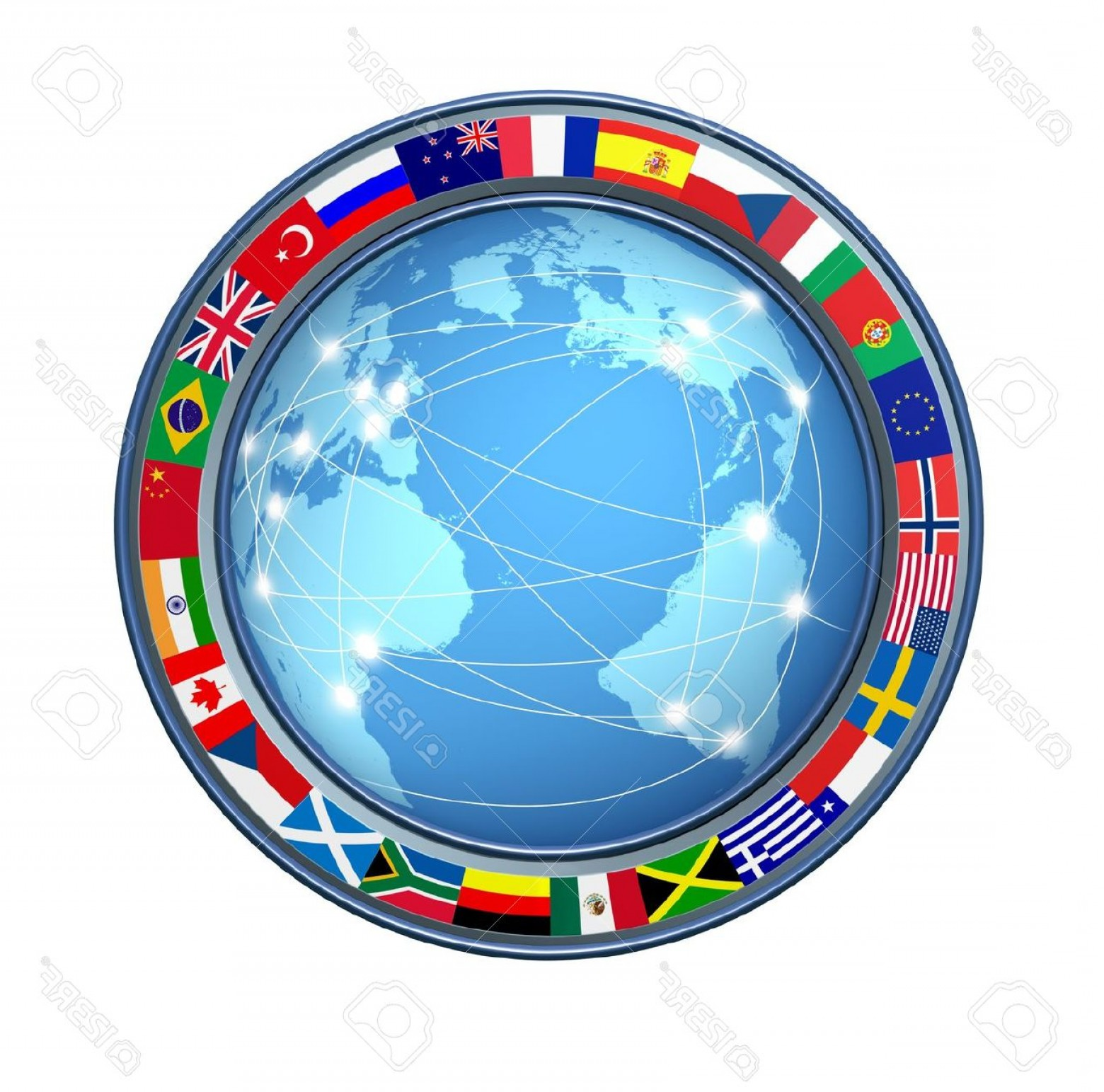 1560x1543 International Flags Clip Art Vector Earth Geekchicpro