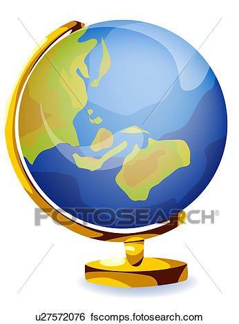 346x470 Inspirational Global Map