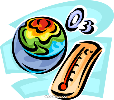 480x421 Global Warming Royalty Free Vector Clip Art Illustration Vc062634
