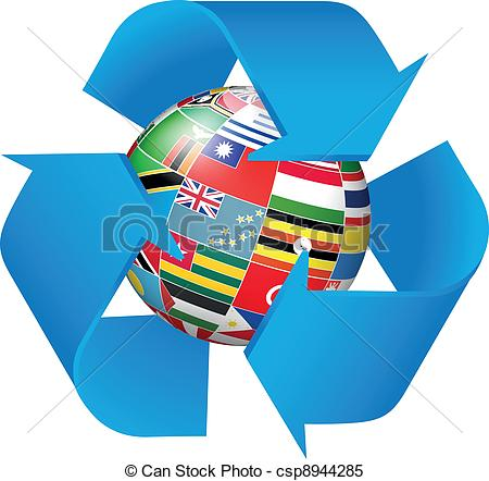 450x442 Flags Globe Clipart Vector And Illustration. 7,563 Flags Globe