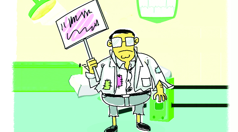 759x422 Doctor Assaulted In Aurangabad, Mard Warns Of Another Strike