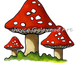 340x270 Gnome Clipart Hand Drawn Clipart Commercial Use Ooak