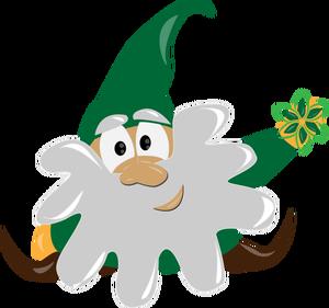 300x281 507 Garden Gnome Clipart Free Public Domain Vectors