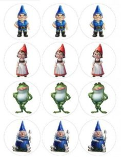 236x306 Gnomeo And Juliet Printables Gnomes, Craft And Activities