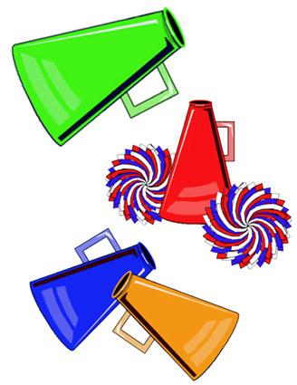 328x425 Cheerleader Clip Art