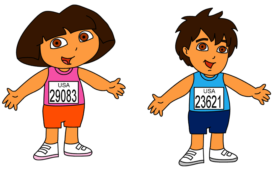 900x573 Collection Of Dora And Diego Clipart High Quality, Free