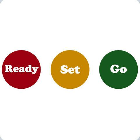 480x480 Collection Of Ready Set Go Clipart High Quality, Free