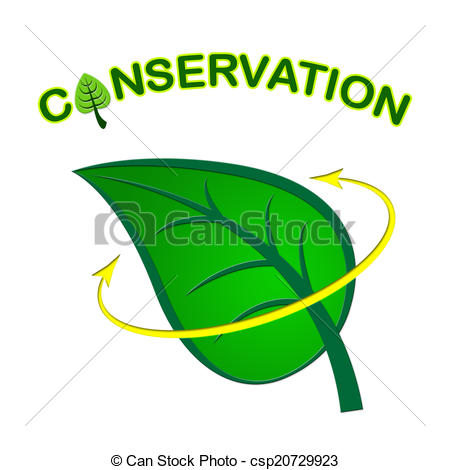 450x470 Leaf Conservation Represents Go Green And Conserving. Leaf Clip