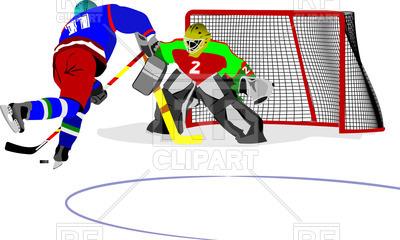 400x240 Ice Hockey Clipart Amp Ice Hockey Clip Art Images