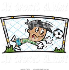 236x240 Goalie Clip Art Goalkeeper Royalty Free Stock Photos