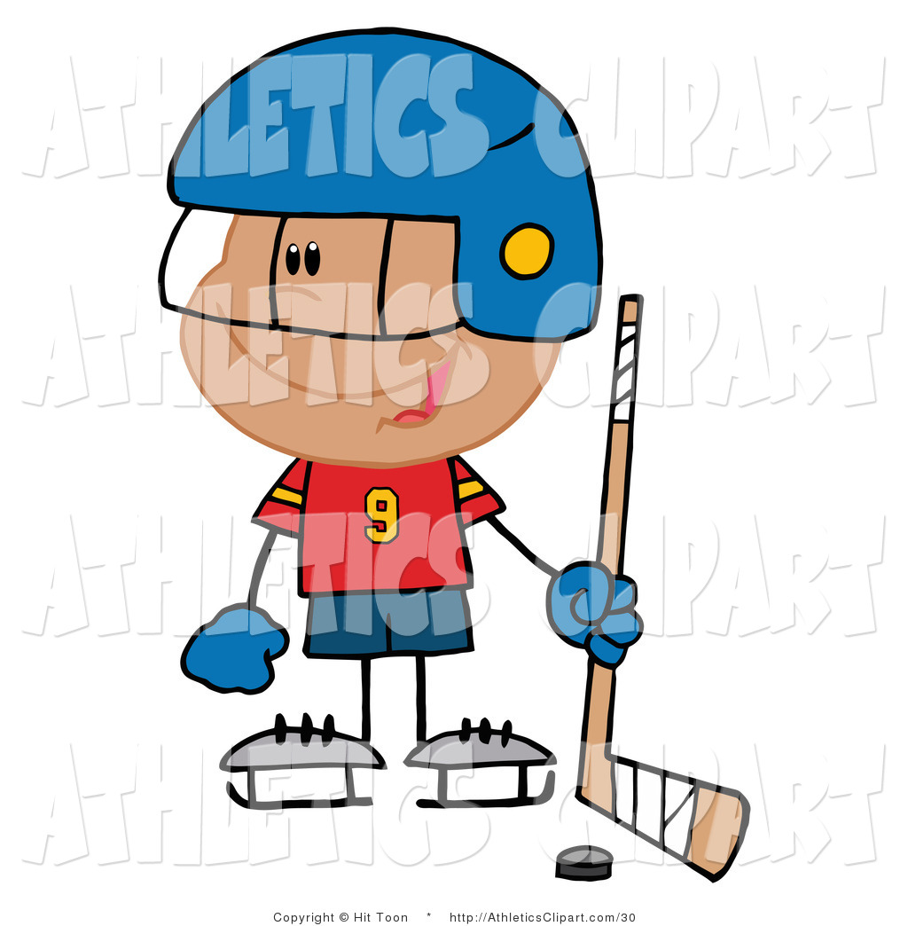 1024x1044 Clip Art Of A Little Hispanic Boy Playing An Ice Hockey Game As