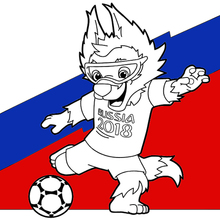220x220 Fifa World Cup Soccer Coloring Pages