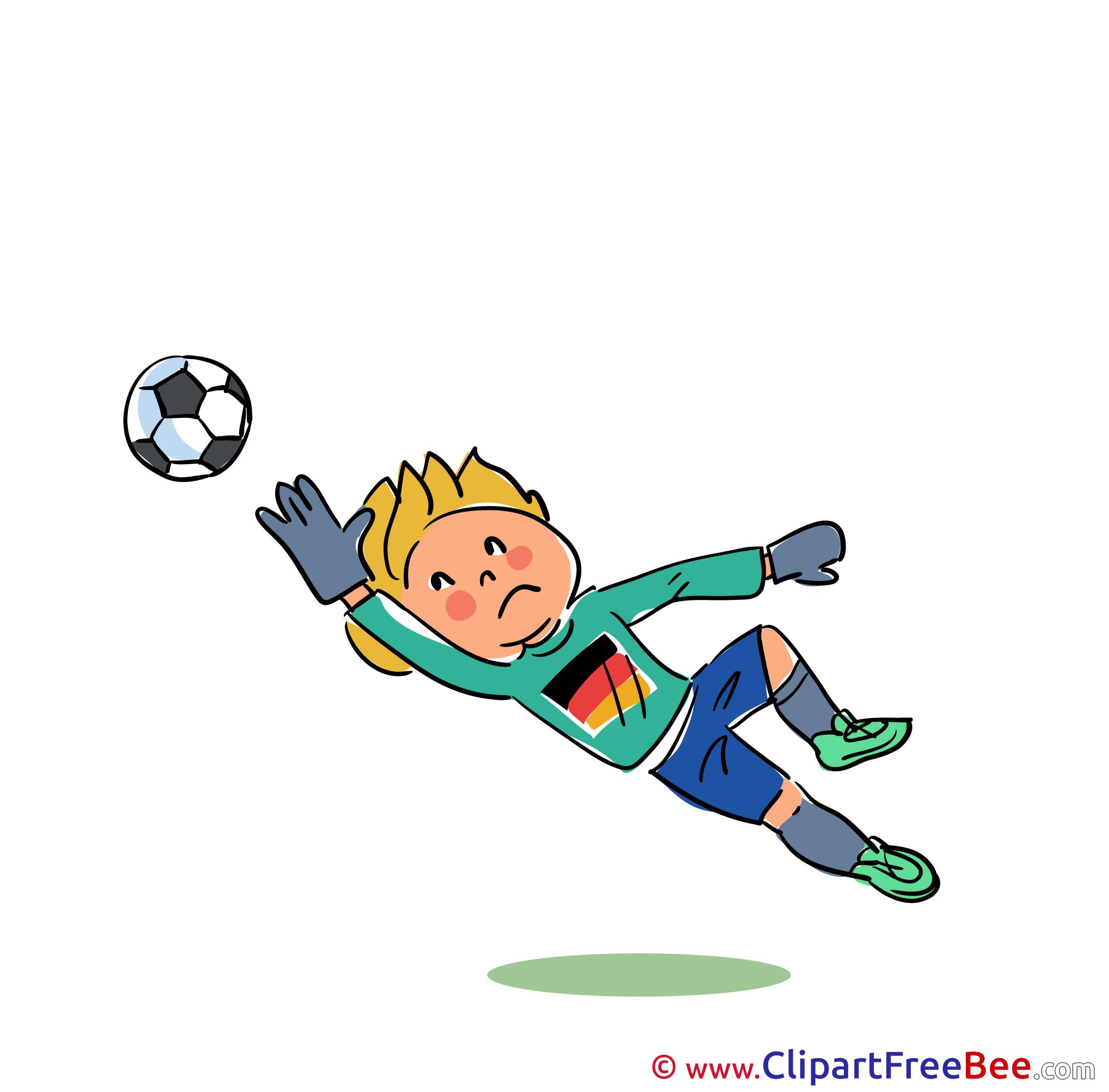 2301x2268 Goalkeeper Football Clip Art For Free