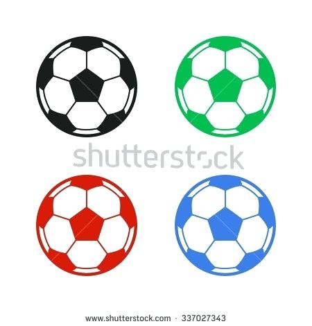 450x470 Soccer Pictures To Color