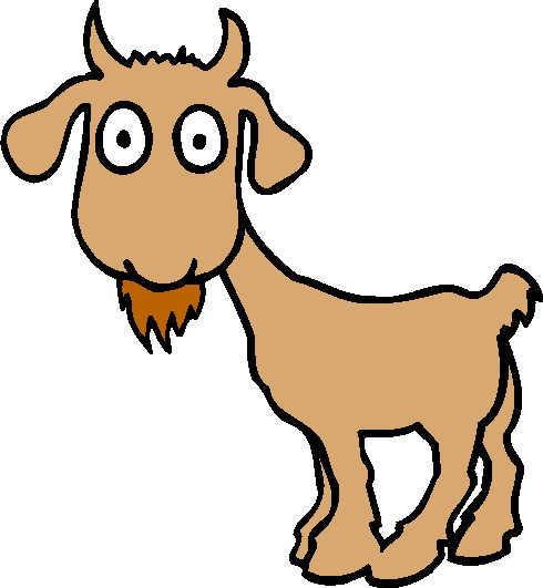 490x531 Goat Clipart Goat Clipart Clipart For Teachers