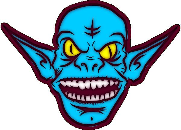 600x433 Goblin Clip Art