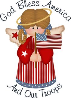 236x326 Theme America Holidays, Clip Art And Red White Blue