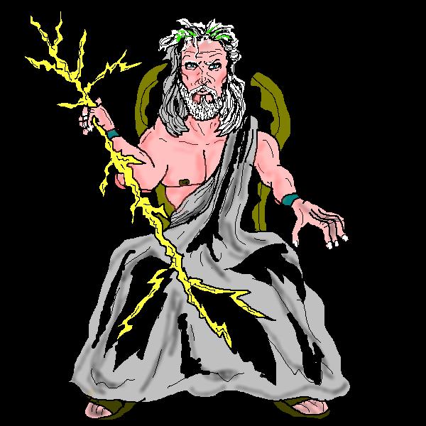600x600 Greek Gods Clipart