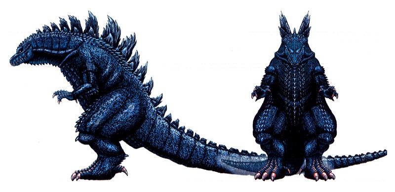 800x389 Clipart Godzilla