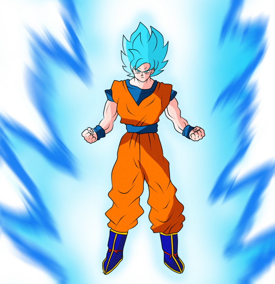 880x908 Goku Super Saiyan Blue By Rmehedi