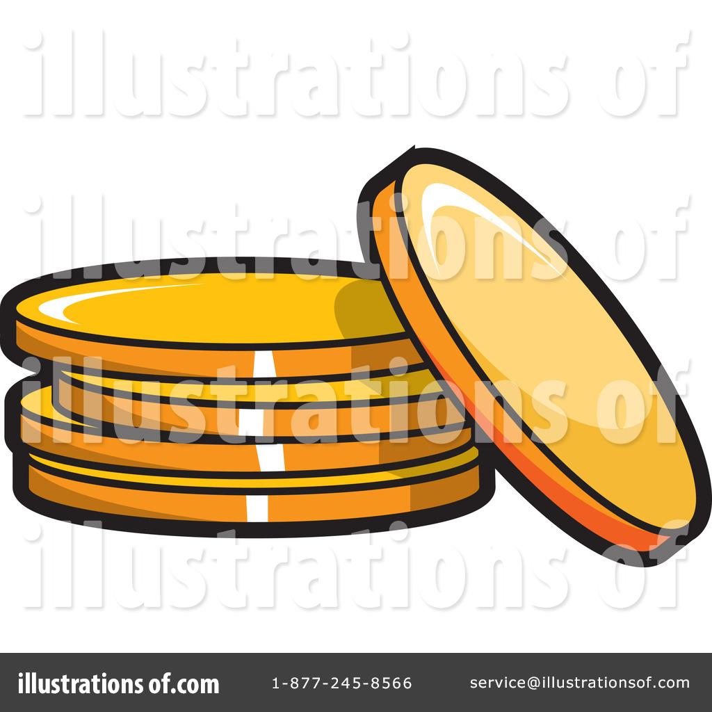 1024x1024 Gold Coins Clipart