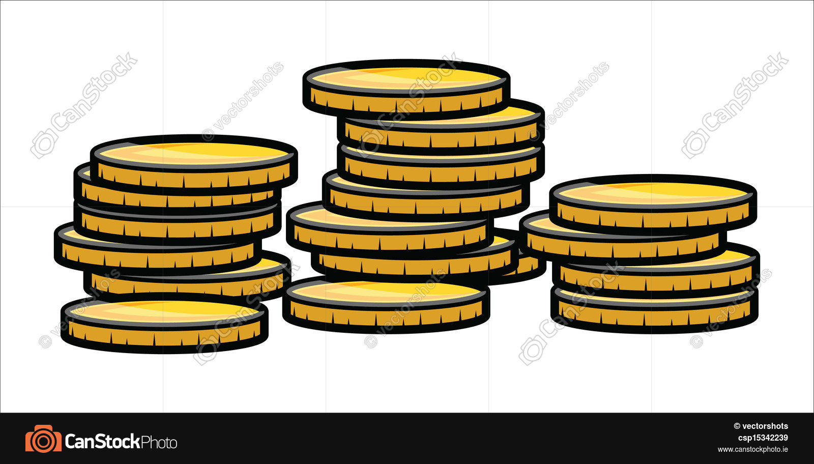 1600x912 Gold Coin Stack