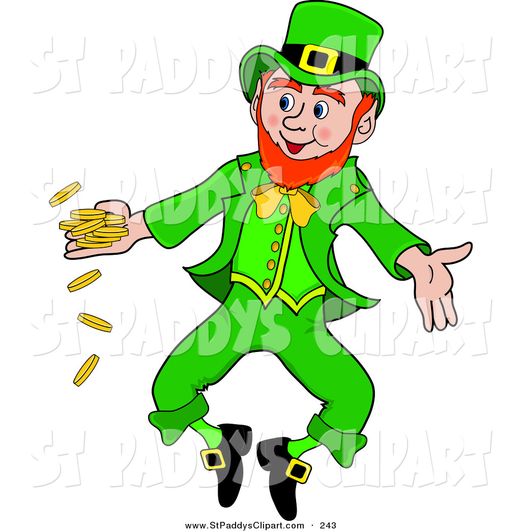 1024x1044 Royalty Free Stock St. Paddyamps Day Designs Of Gold Coins